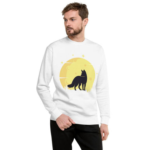 Pull Loup | Bambou Boutique