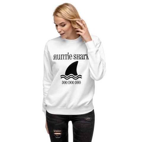 Pull Requin Femme | Bambou Boutique