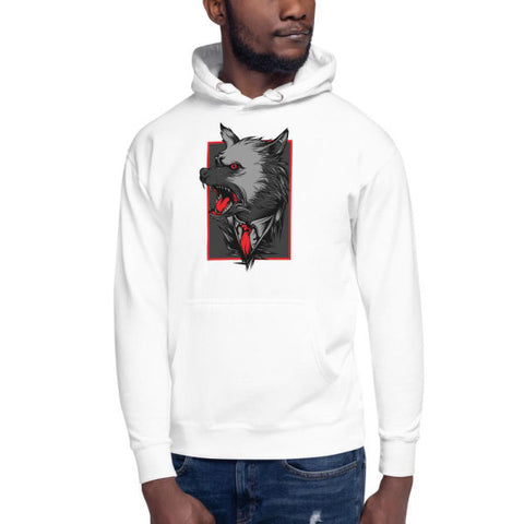 Sweat Loup Garou | Bambou Boutique