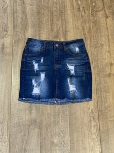 Dayana Denim Skirt
