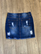 Load image into Gallery viewer, Dayana Denim Skirt