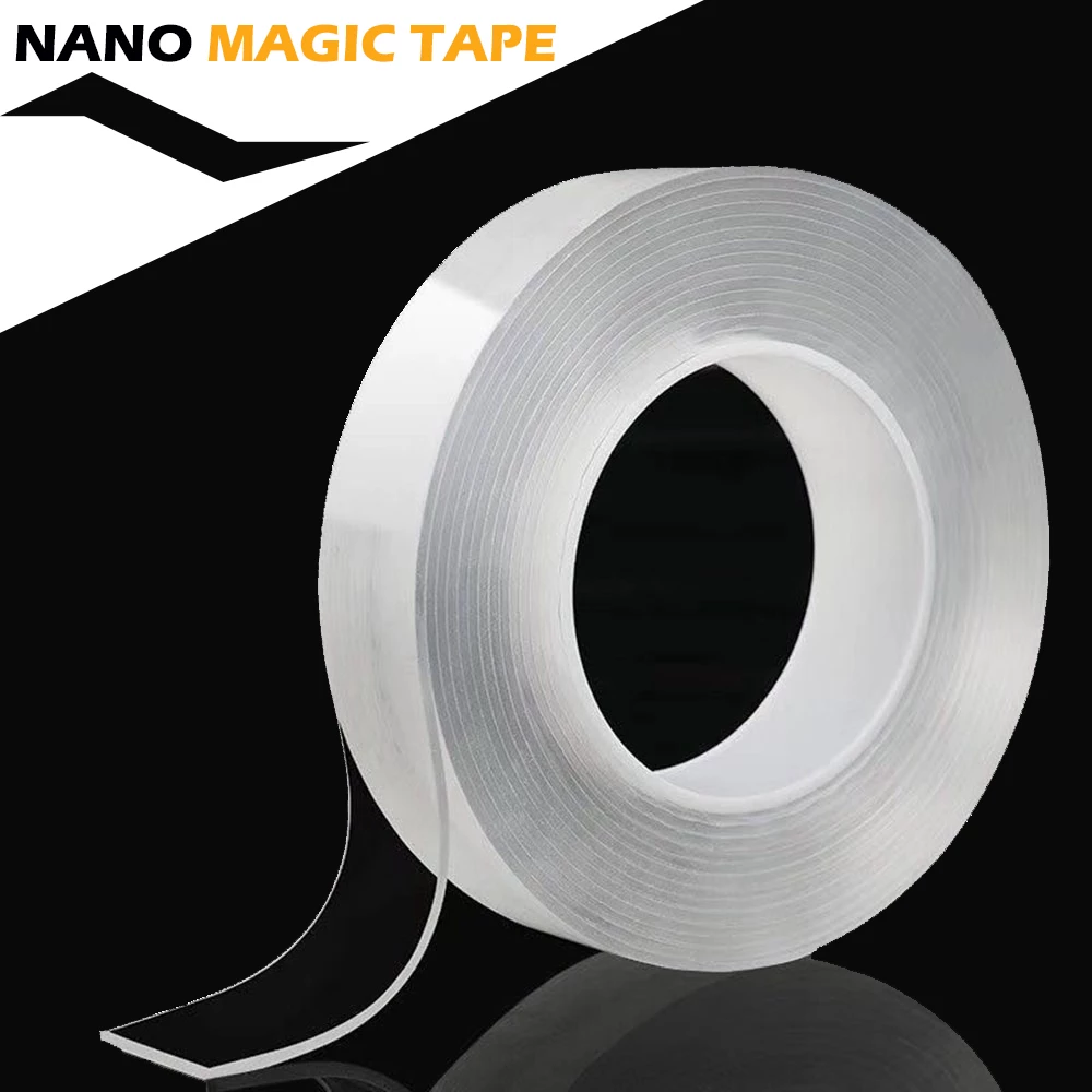 【50% OFF + BUY2 FREE SHIPPING TODAY】Nano Magic Tape