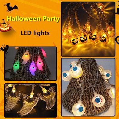 Halloween Party Decorations LED String Lights