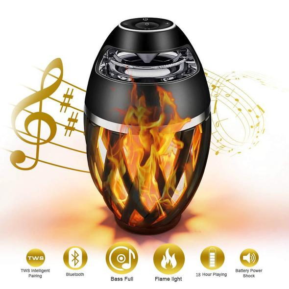 Limited Discount - Outdoor Flame Bluetooth Speakers (Buy 2 Free Shipping)