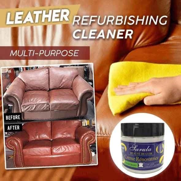 Only 60% OFF Today - Multi-Purpose Leather Refurbishing Cleaner