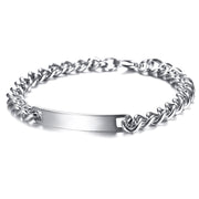 silver edition herrenarmband