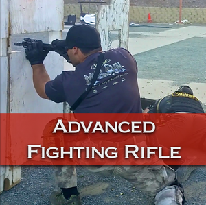 Advanced Fighting Rifle - VerTac Training and Gear