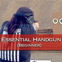 Load image into Gallery viewer, Essential Handgun - VerTac Training and Gear