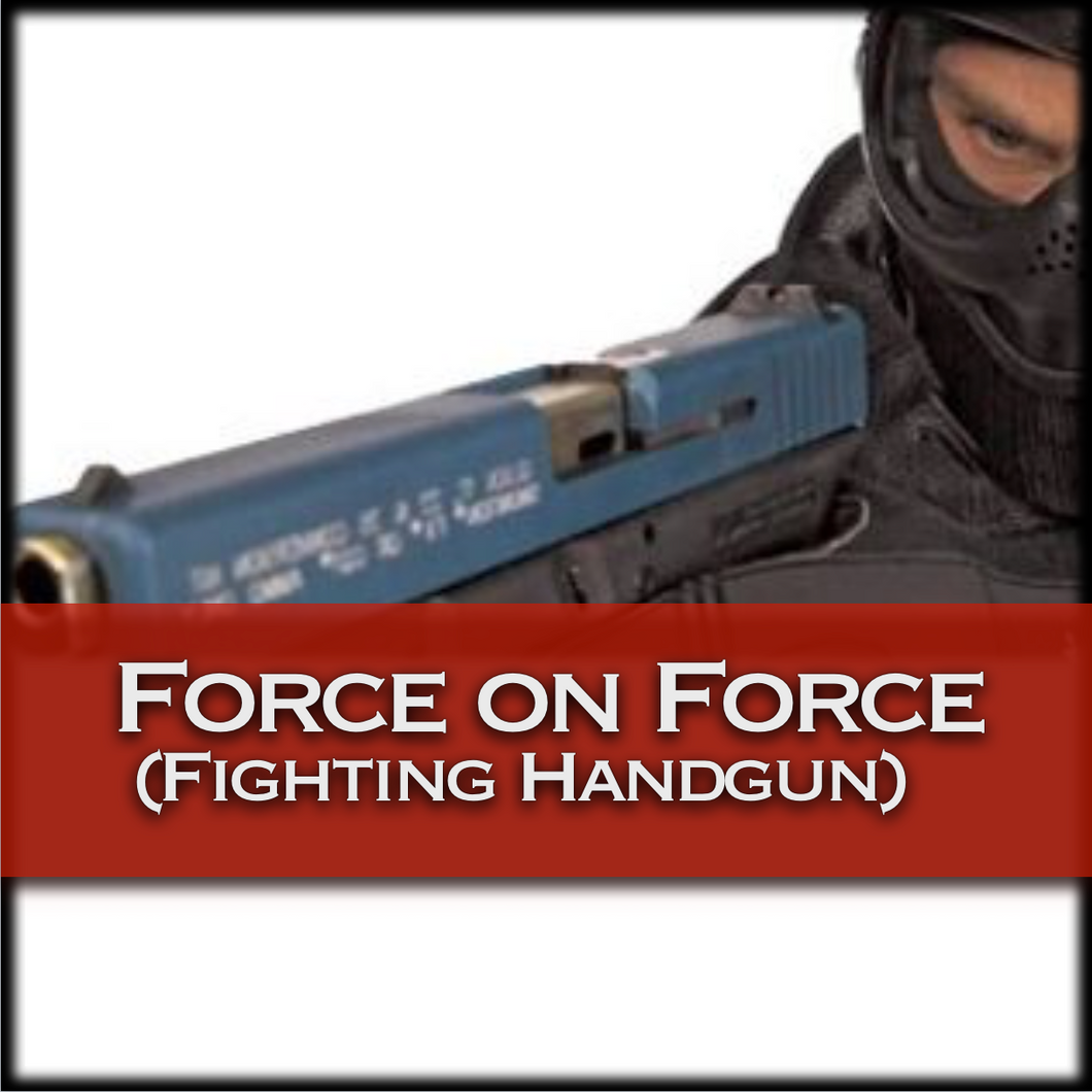 Force On Force - VerTac Training and Gear
