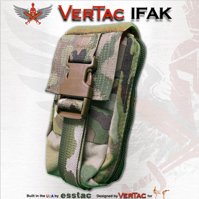 VerTac IFAK pouch - VerTac Training and Gear