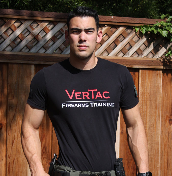 VerTac T-shirt - VerTac Training and Gear