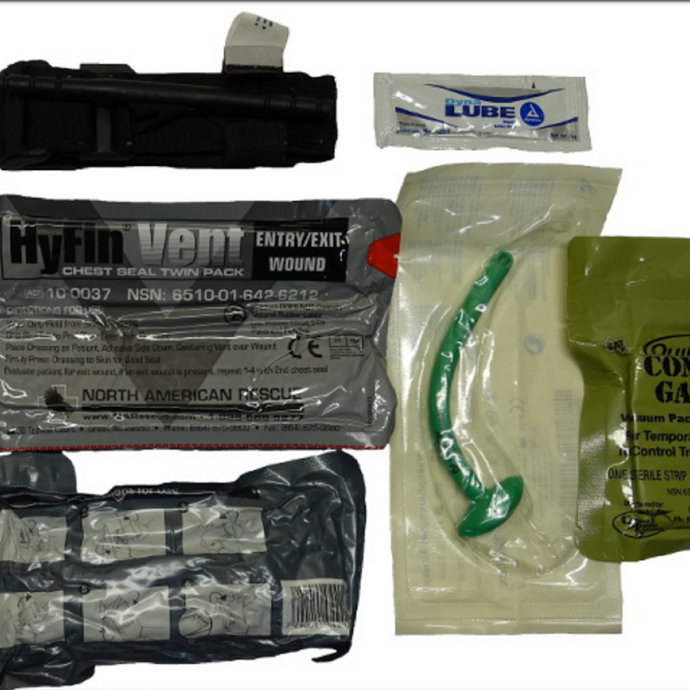 VerTac medical equipment package - VerTac Training and Gear