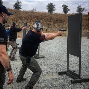 Fighting Handgun - VerTac Training and Gear