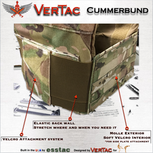Load image into Gallery viewer, VerTac Cummerbund - VerTac Training and Gear