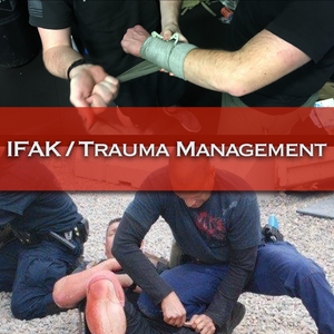 IFAK / Trauma Management - VerTac Training and Gear