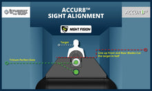 Load image into Gallery viewer, Night Fision Accur8™ GLOCK - VerTac Training and Gear