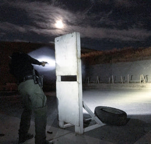 Low Light Fighting Handgun - VerTac Training and Gear