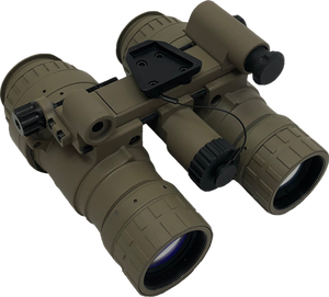 RNVG Ruggedized Night Vision Goggles FDE