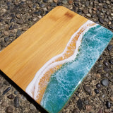 Small Ocean Cutting Board
