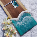 Walnut Wood Ocean Tray