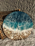 Heavenly Beach Clock