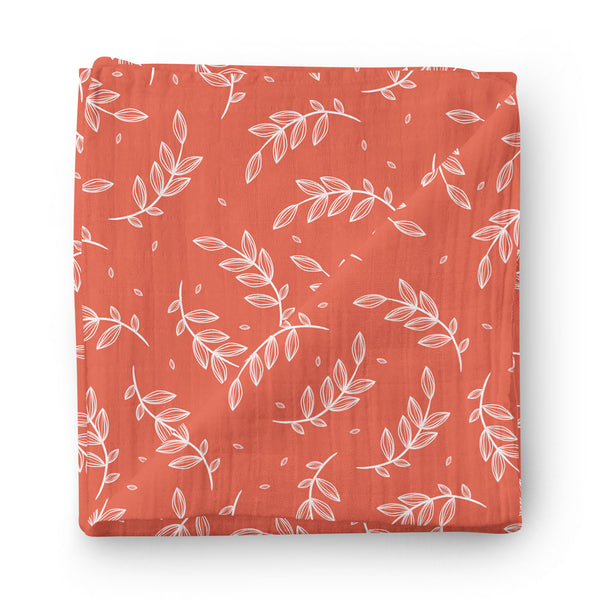 Willow - Bamboo Swaddle Wrap - Peachly Australia