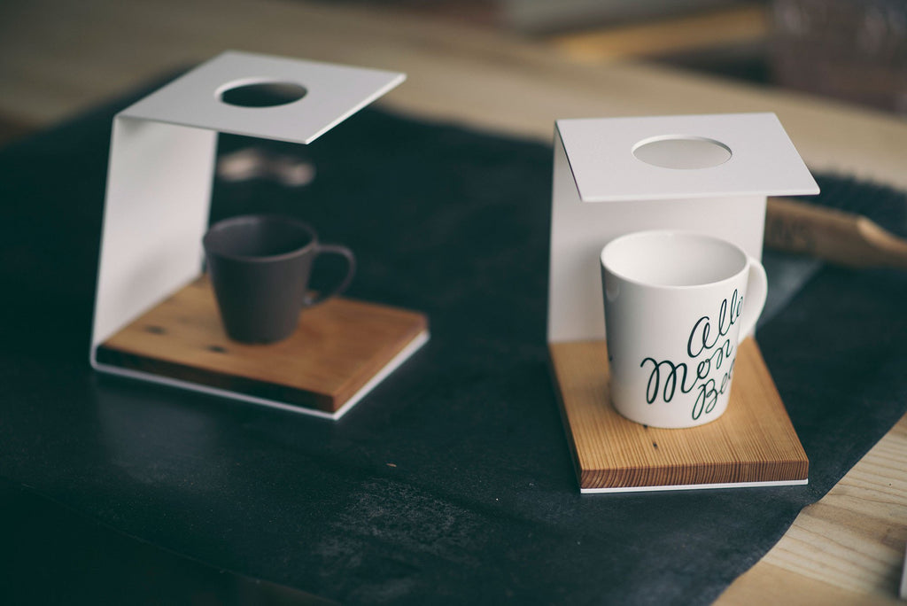 Coffee Pour Over Stand Single