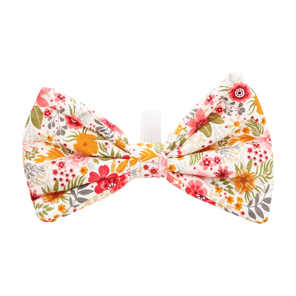 White Chester Bow Tie