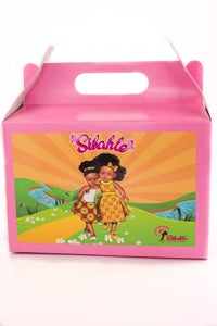 Sunshine Yellow Party Box - Sibahle Collection