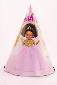 Pretty In Pink Party Hats - Sibahle Collection