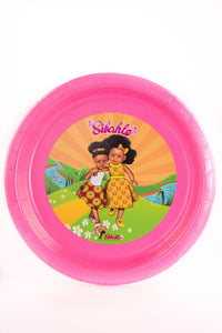 Sunshine Yellow Party Plate - Sibahle Collection