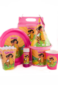 Pretty Pink Party Pack - Sibahle Collection