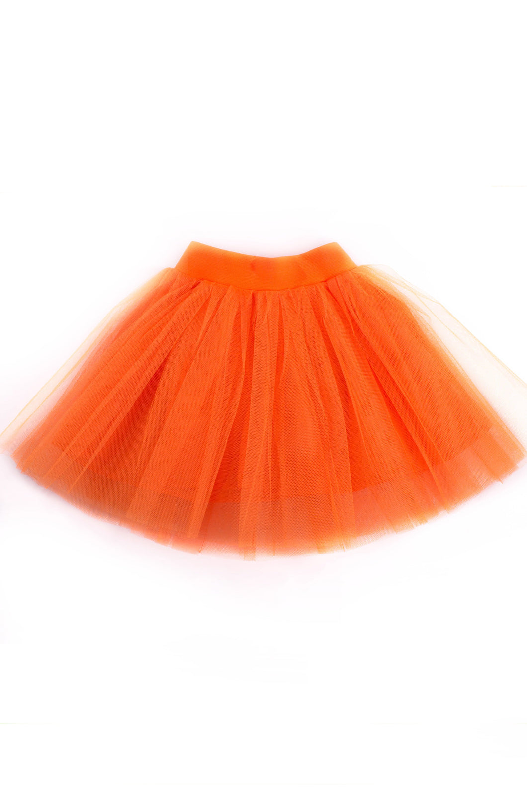 Orange Tutu Skirt - Sibahle Collection