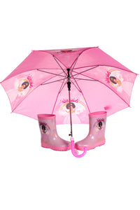 Pretty in Pink Umbrella & Wellies Combo - Sibahle Collection