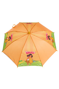 We Love Orange Umbrella - Sibahle Collection