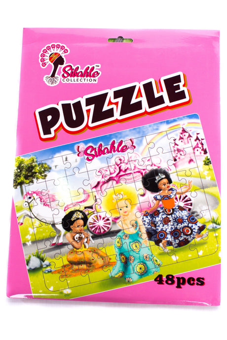 Sibahle Princess Puzzle - Sibahle Collection