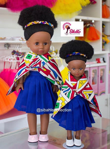 Ndebele - Outfit ONLY - Sibahle Collection