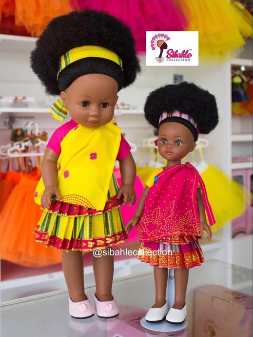 Tsonga - Outfit ONLY - Sibahle Collection