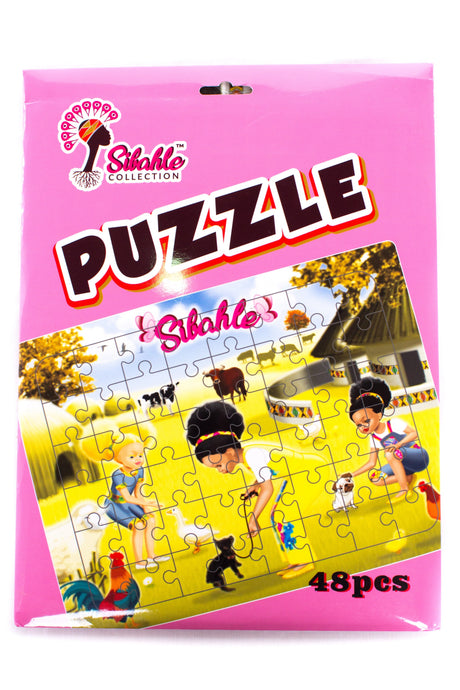Sibahle Farm Puzzle - Sibahle Collection