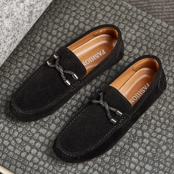 Men's Fashion Breathable Casual Peas Shoes