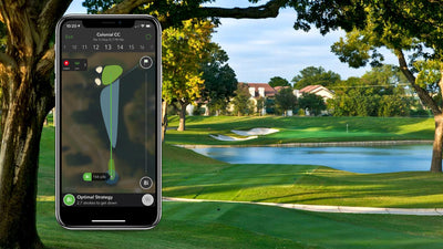 Use Arccos Caddie Preview to Size-Up Colonial Country Club and Prep for Your Next Round of Golf