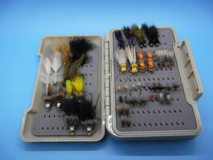 Complete Trout Fly Kit(206 Flies)