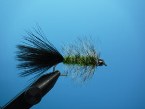 BH Wooly Bugger(Bow River Color)