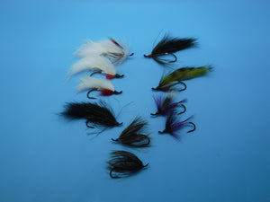SALE Trout Spey/Swinging Streamer Kit(10 Flies)