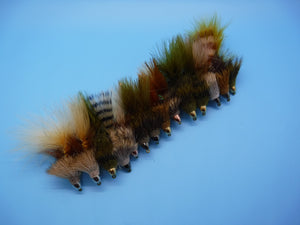 NOVEMBER SALE CH Wooly Sculpin Assortment