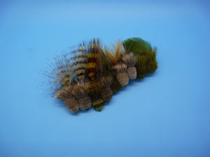 NOVEMBER SALE Zoo Cougar/Wooly Sculpin Kit(favorite Fall colors)