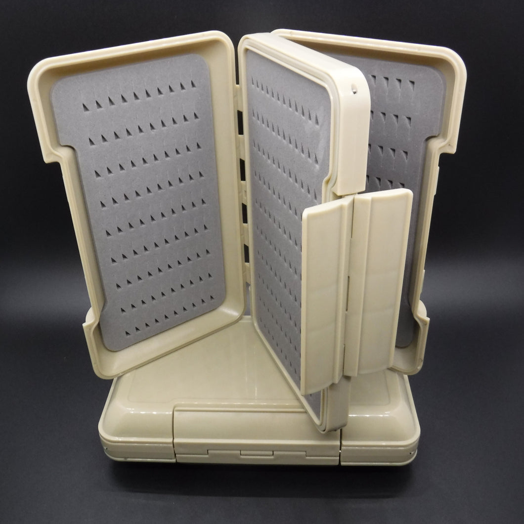 Patriot's Double-Sided Fly box 100% Waterproof