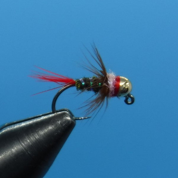 Egan's Red Dart Jig