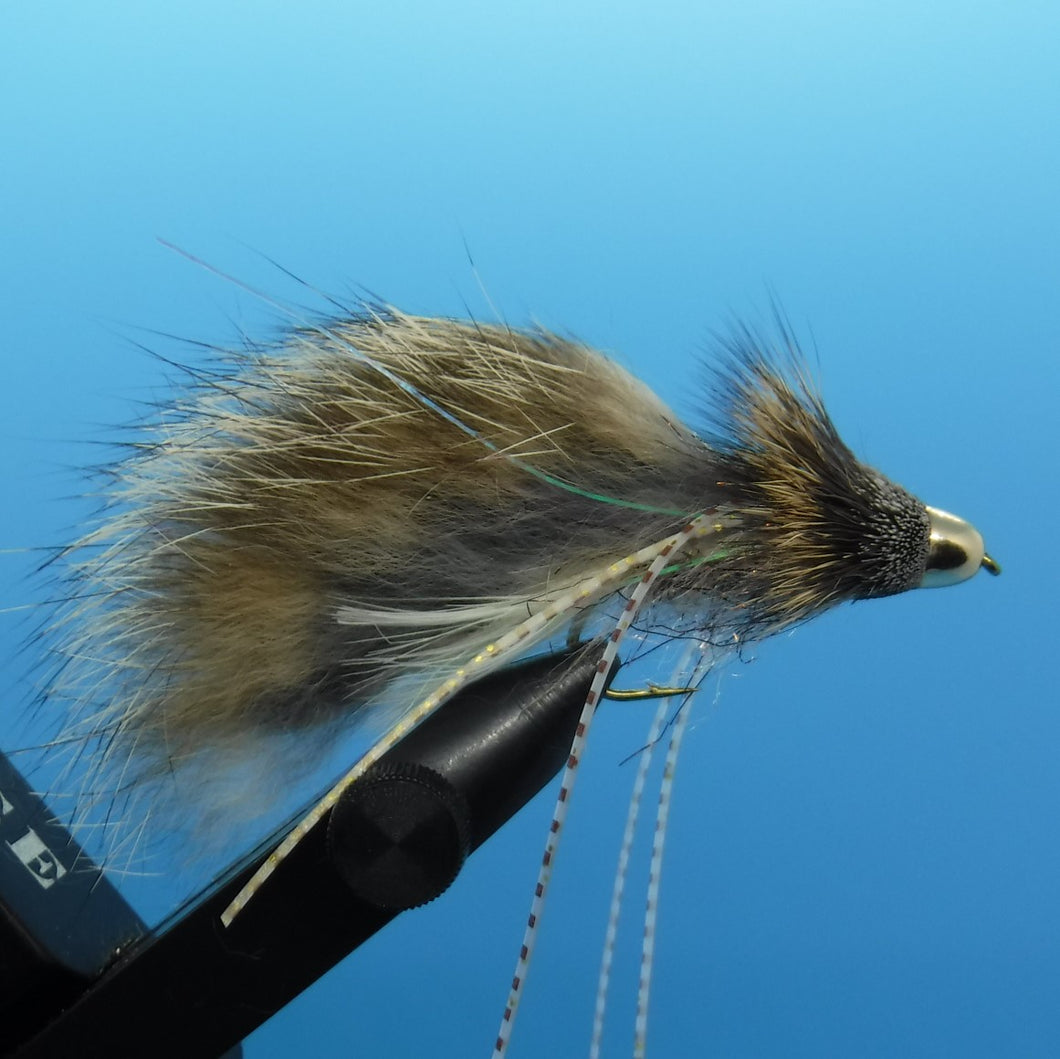 DH Weighted Zonker Sculpin(Best Euro Streamer)