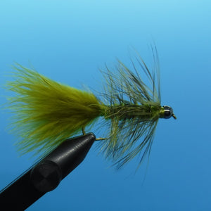 BH Wooly Bugger(Tungsten)